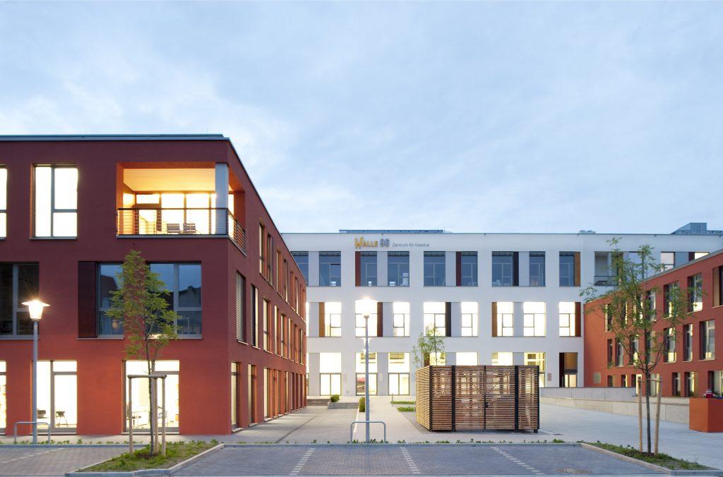 Unsere Büroräume in Halle 96 Fotograf: Thomas Langreder