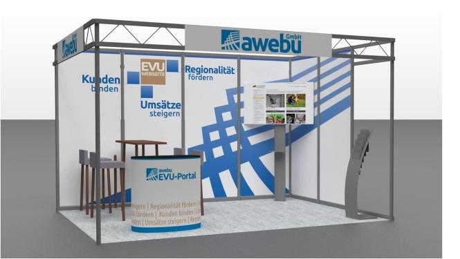 Die awebu GmbH auf der E-World 2018